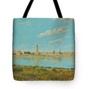 Rethymno Harbour - Crete Tote Bag