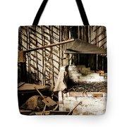 Retired Blacksmith Tote Bag