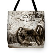 Retired From Honorable Service Tote Bag