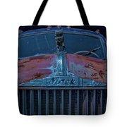 Retired Rusty Mack Iv Tote Bag