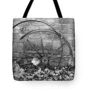 Retired Wheel Tote Bag