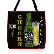 Retro Beer Sign-jp2915 Tote Bag