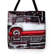 Retro Diner Tote Bag