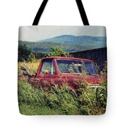 Retro Ford Tote Bag