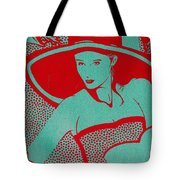 Retro Glam Tote Bag