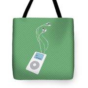Retro Ipod Tote Bag
