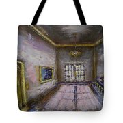 Retro Lobby Tote Bag