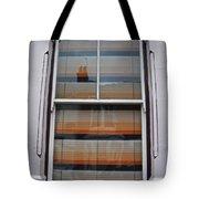 Retro Window Tote Bag