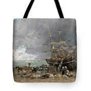 Return Of The Terre-neuvier Tote Bag