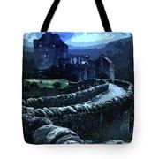 Return To The Dark Tower  Tote Bag