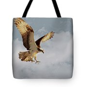 Returning To The Nest 01 Tote Bag