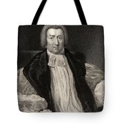 Rev Robert Gray 1762 To 1834 Bishop Of Tote Bag