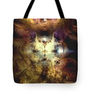 Reverberations From The Obliteration Tote Bag