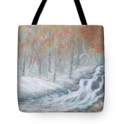 Reverence Tote Bag by Ben Kiger