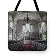 Reverence - Bennington First Church Tote Bag