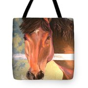 Reverie - Quarter Horse Tote Bag
