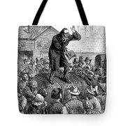 Revival Meeting Tote Bag