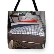 Revolutionary War Bedroom Tote Bag