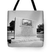Revolutionary War Memorial 1775 To 1783 Tote Bag