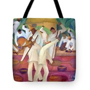 Revueltas: El Trapiche Tote Bag