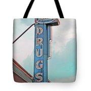 Rexall Drugs Tote Bag