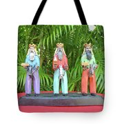 Reyes Infantiles Tote Bag