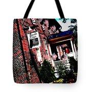 Reynolds Tavern Annapolis Tote Bag