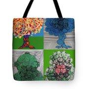Rfb0502-0505 Tote Bag