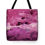 Rhapsody 2- Art By Linda Woods Tote Bag