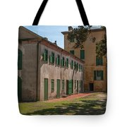 Rhett House Grounds Tote Bag