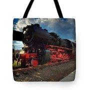 Rhineland-palatinate Locomotive Tote Bag