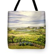 Rhode Island Coast Tote Bag