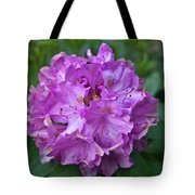 Rhododendron Elegance Tote Bag