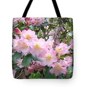 Rhododendron Flowers Garden Art Prints Floral Baslee Troutman Tote Bag