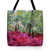Rhododendron Glade Norfolk Botanical Garden 201821 Tote Bag