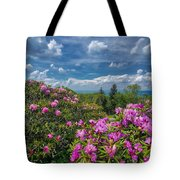 Rhododendrons Tote Bag