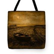 Rhos Point Beach Tote Bag