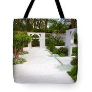Rhs Chelsea Beauty Of Islam Garden Tote Bag