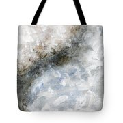 Rhymes And Blessings Abstract Painting Tote Bag