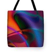 Rhythmic Trance Tote Bag