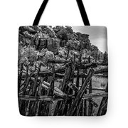 Rial Chew Ranch 3 Tote Bag