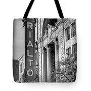 Rialto Square Theater Tote Bag