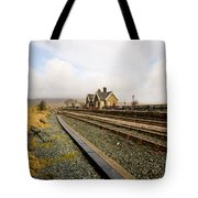 Ribblehead Station Tote Bag