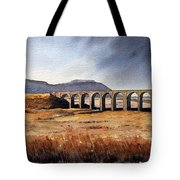 Ribblehead Viaduct Tote Bag