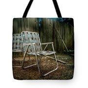 Ribbon Chairs Tote Bag