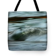 Ribbon Of Passion Tote Bag