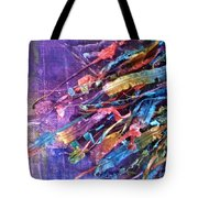 Ribbons 3 Tote Bag