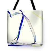 Ribbons Four Tote Bag