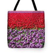 Ribbons Of Color Tote Bag