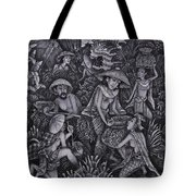 Rice Fields 2  Tote Bag